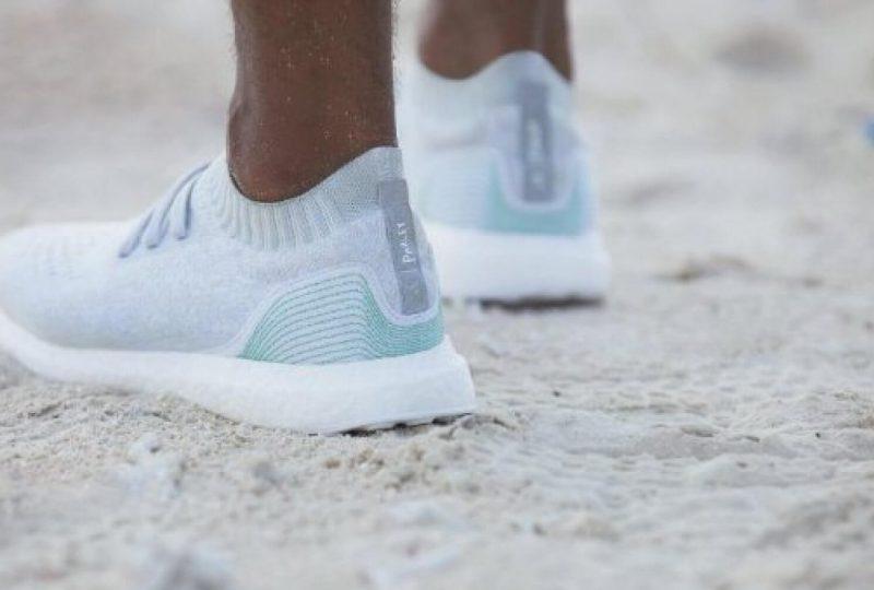 adidas scarpe con plastica oceani