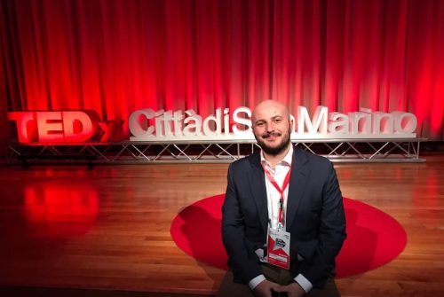 Andrea Geremicca a TEDx Città di San Marino