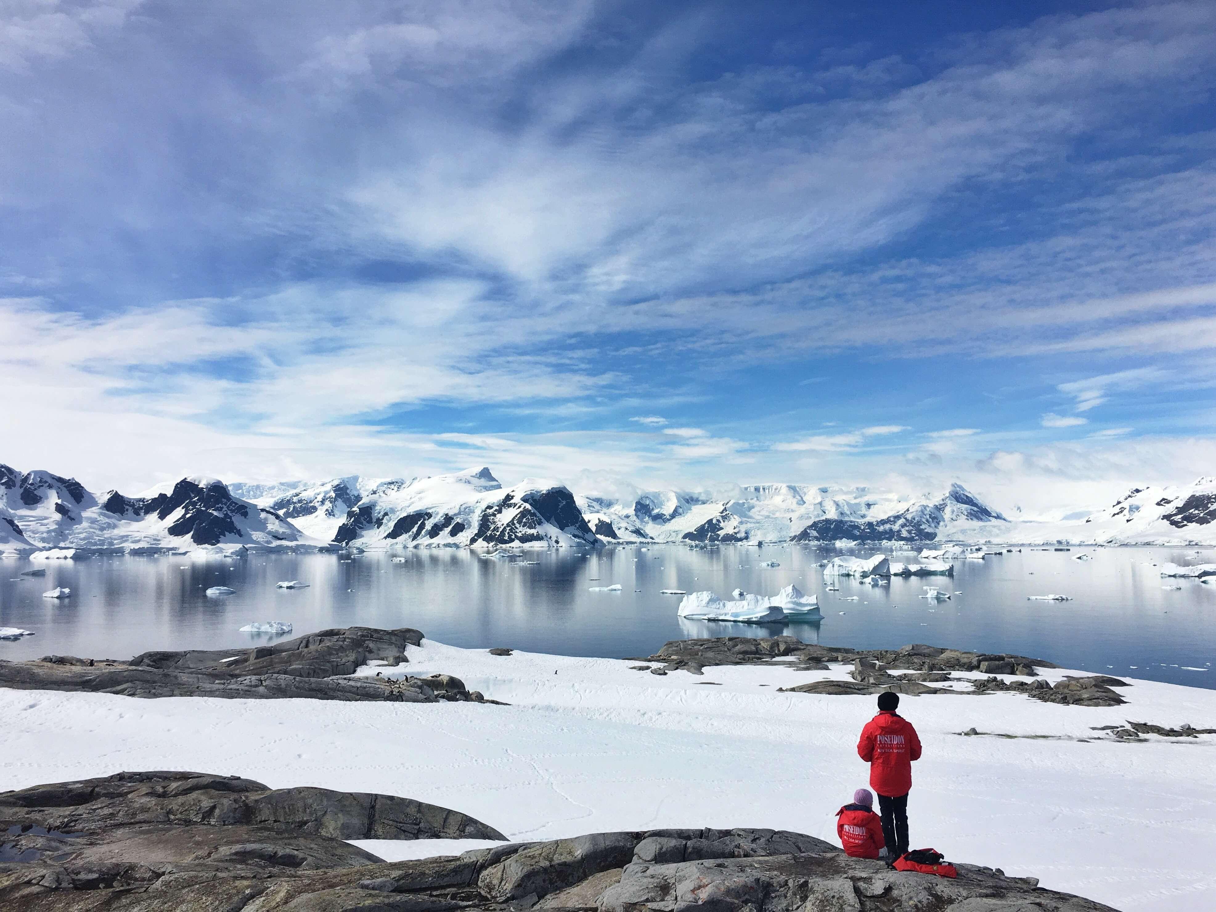 """Trovati """"animali antichi"""" nelle acque del """"lago perduto"""" in Antartide"""