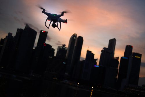 Drones: new security alarm at airports