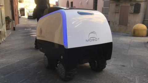 mobot4 - Credits: Scuola superiore Sant'Anna di Pisa