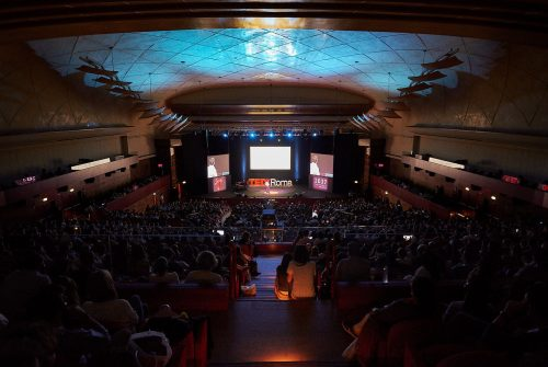 """A Human Centric Future"": the 5.0 society told by TEDx..."
