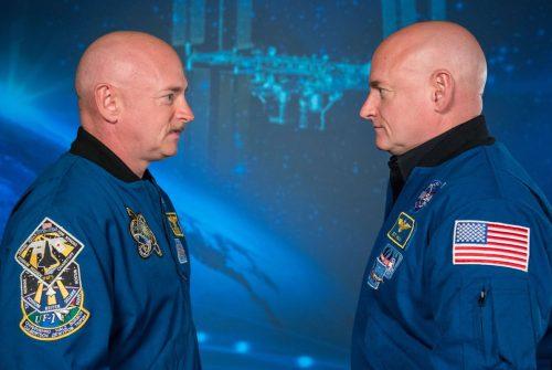 gemelli kelly NASA