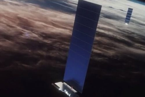 La SpaceX collaborerà con diversi enti scientifici per salvaguardare l'astronomia...