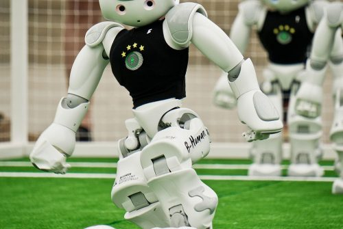 Robosport: the future of sports entertainment comes from robotics