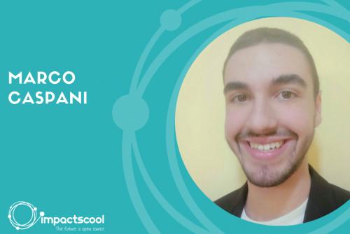 Meet Impactscool's Ambassadors: Marco Caspani