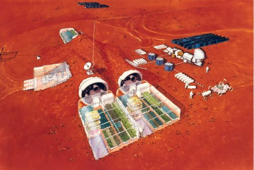 Is Mars really our plan B?