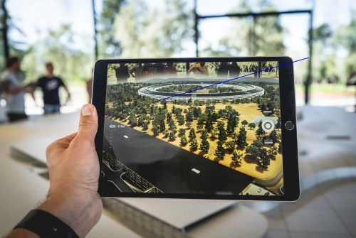 Augmented reality is not a game