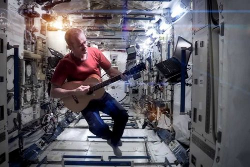 The 5 strangest things we've sent into space