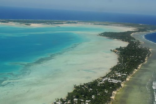 Kiribati: the disappearing state under the sea