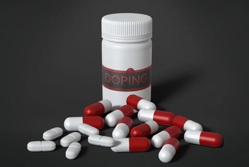 Doping and antidoping: a battle to the latest technology