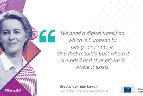 Digital transformation: EU presented the new plan