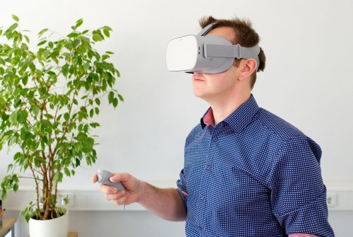 The future of smartworking is in virtual reality