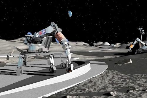The future of space exploration is in 3D