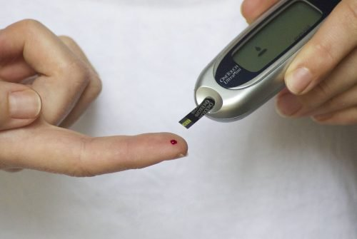 Health: diabetes, low cost sensors to measure blood glucose