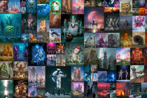 NFT – how art is starting to inhabit digital